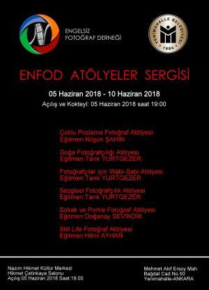 ENFOD ATÖLYELER  SERGİSİ GALERİ NAZIM HİKMET 2018 (1)