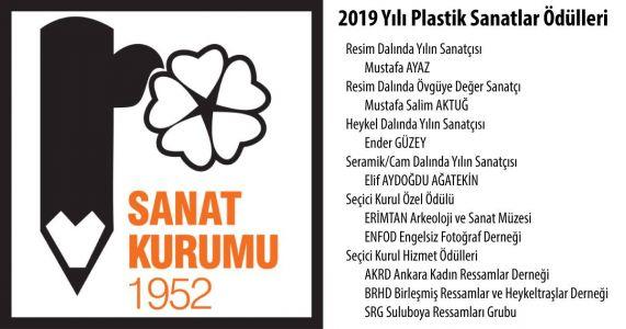 SANAT KURUMU ÖDÜL 2019 (1)