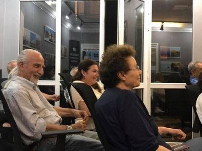 Cengiz Oğuz Gümrükçü Kurgu Sunum Söyleşi 2018 (6)