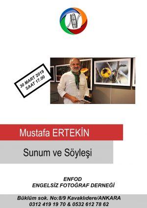 Mustafa Ertekin Sunum Söyleşi  (1)