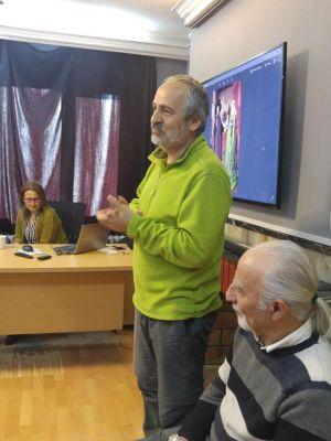 Mustafa Ertekin Sunum Söyleşi  (2)
